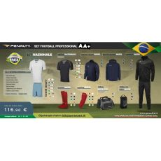 SET FOOTBALL PROFESSIONAL AA+